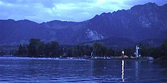 Inferno Triathlon 2008: Thunersee